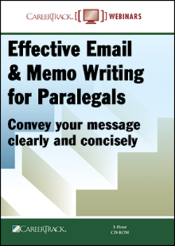 Effective Communication Skills for Paralegals - A Paralegal Training Course