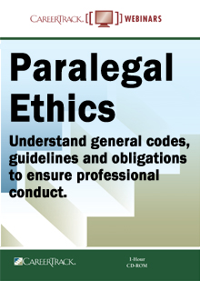 Paralegal Training Online: Paralegal Ethics