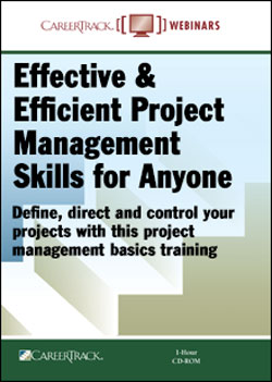 Effective & Efficient Project Management Skills for Anyone