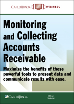 Monitoring and Collecting Accounts Receivable Training