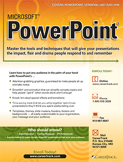 PowerPoint Training: Microsoft� PowerPoint�