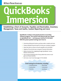 How to Use QuickBooks®